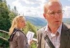 Ich muss sich einfach finden! Heino Ferch (mit Nadja Uhl) sucht seine Ex