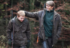 Versteht sich gut mit seinem Sohn: Mads Mikkelsen