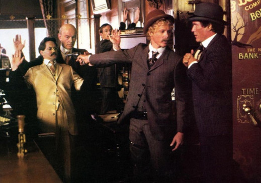 Tom Berenger (r.) und William Katt (M.) als Butch