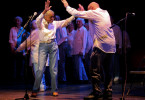 Dora Morrow und Stan Goldman singen James Browns