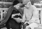 Miss Marple (Margaret Rutherford) und Mr. Stringer