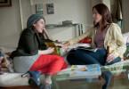 Gespräch unter Frauen: Emily Blunt (r.) braucht Rat