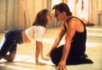 Ja, komm noch näher, Baby! Jennifer Grey und  Patrick Swayze