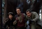 Auf der Flucht: Noomi Rapace, Robert Downey jr. und Jude Law (v.l.)