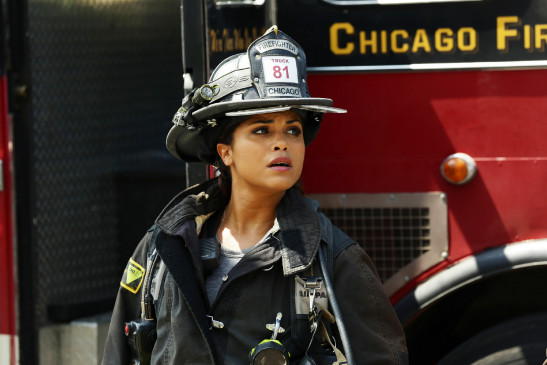 "Monica Raymund als Gabriela Dawson in ""Chicago Fire""."