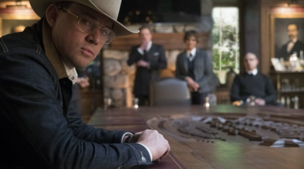 "Channing Tatum in der Rolle des Agent Tequila in ""Kingsman 2: The Golden Circle""."