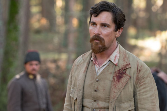 "Christian Bale in dem Historiendrama ""The Promise""."