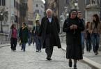 Auf den Straßen Roms: Michel Piccoli