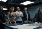 Planung ist alles! Vin Diesel (M.) und sein Team.