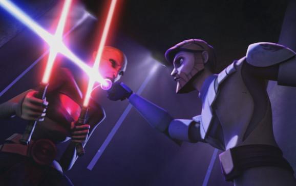 Star Wars Trickfilm