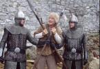 Bin ich hier richtig im Mittelalter? Tom Gerhardt als Siegfried