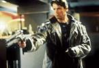 Will unbedingt Sarah Connor umnieten: Arnie als Terminator