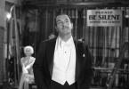 Bitte seid still, das ist ein Stummfilm! Jean Dujardin als George Valentin