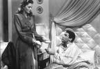 Noch hält Lina (Joan Fontaine) zu Johnnie (Cary Grant)