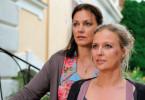 Schwestern und Konkurrentinnen: Maja Maranow (l.) und Katharina Böhm