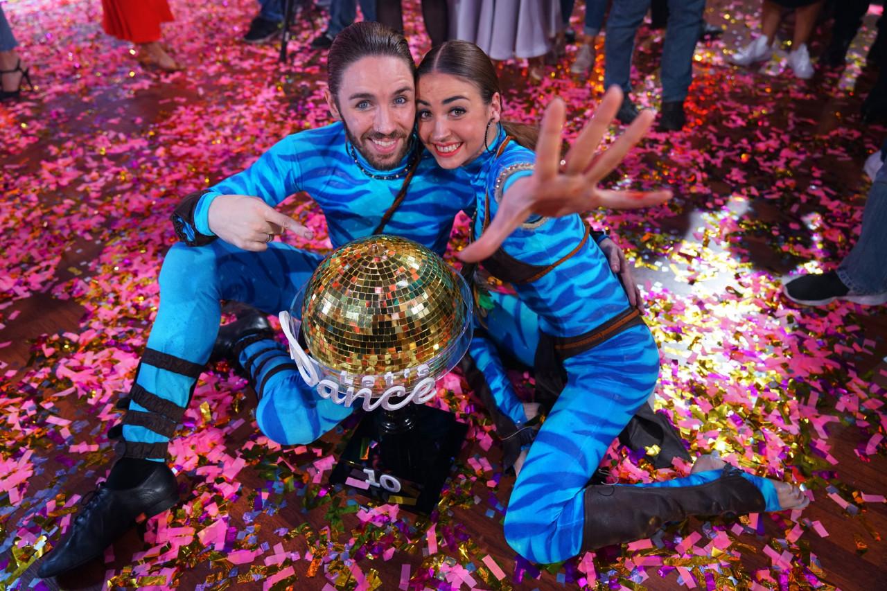 Lets Dance 2017 Die Besten Tänze Vom Finale