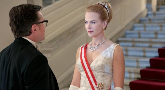 Gracia Patricia (Nicole Kidmann) und ihr Mann Fürst Rainier III. (Tim Roth).