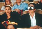 Ich kann nichts sehen! Hugh Grant und Julia Roberts im Kino