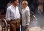 Ralph Fiennes (Foto, mit Kristin Scott-Thomas) erzählt Episoden aus seinem Leben