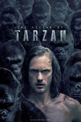 Tarzan Neuverfilmung