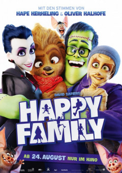"""Happy Family"" ist gelungene Familienunterhaltung, made in Germany."