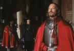 Alle für einen und einer für alle - so lautet das oberste Gebot der drei tollkühnen Verfechter der Gerechtigkeit, als es gilt, die gefährlichen Machenschaften des teuflischen Kardinals Richelieu zu vereiteln.