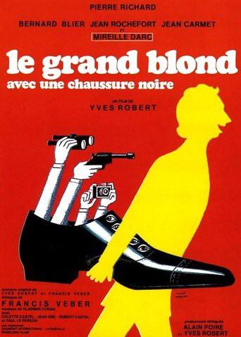 Der Große Blonde Mit Dem Schwarzen Schuh Musik
