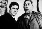 Im stolzen Mazedonier Alexis Sorbas (Anthony Quinn, r.) findet der britische Minen-Erbe Basil (Alan Bates) einen Freund und Partner.
