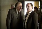Entscheid um den Antikorruptionsbeauftragten: Bürgermeister Leimer (Waldemar Kobus) und Chlodwig Pullmann (Ulrich Noethen) sind guter Dinge.