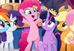 "Motiv aus ""My little Pony - Der Film"""