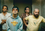 Phil (Bradley Cooper), Mr. Chow (Ken Jeong), Stu (Ed Helms) und Alan (Zach Galifianakis) in Hangover 2.