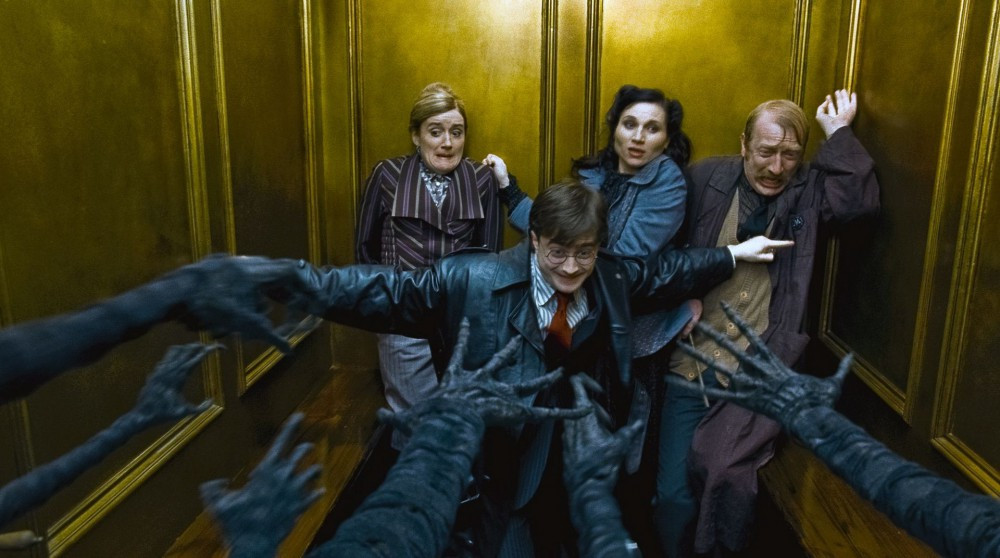 Harry Potter Und Die Heiligtümer Des Todes Teil 1 Vox Tv Programm