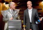 Marvin (John Malkovich) und Frank (Bruce Willis) haben genug vom Renten-Dasein..