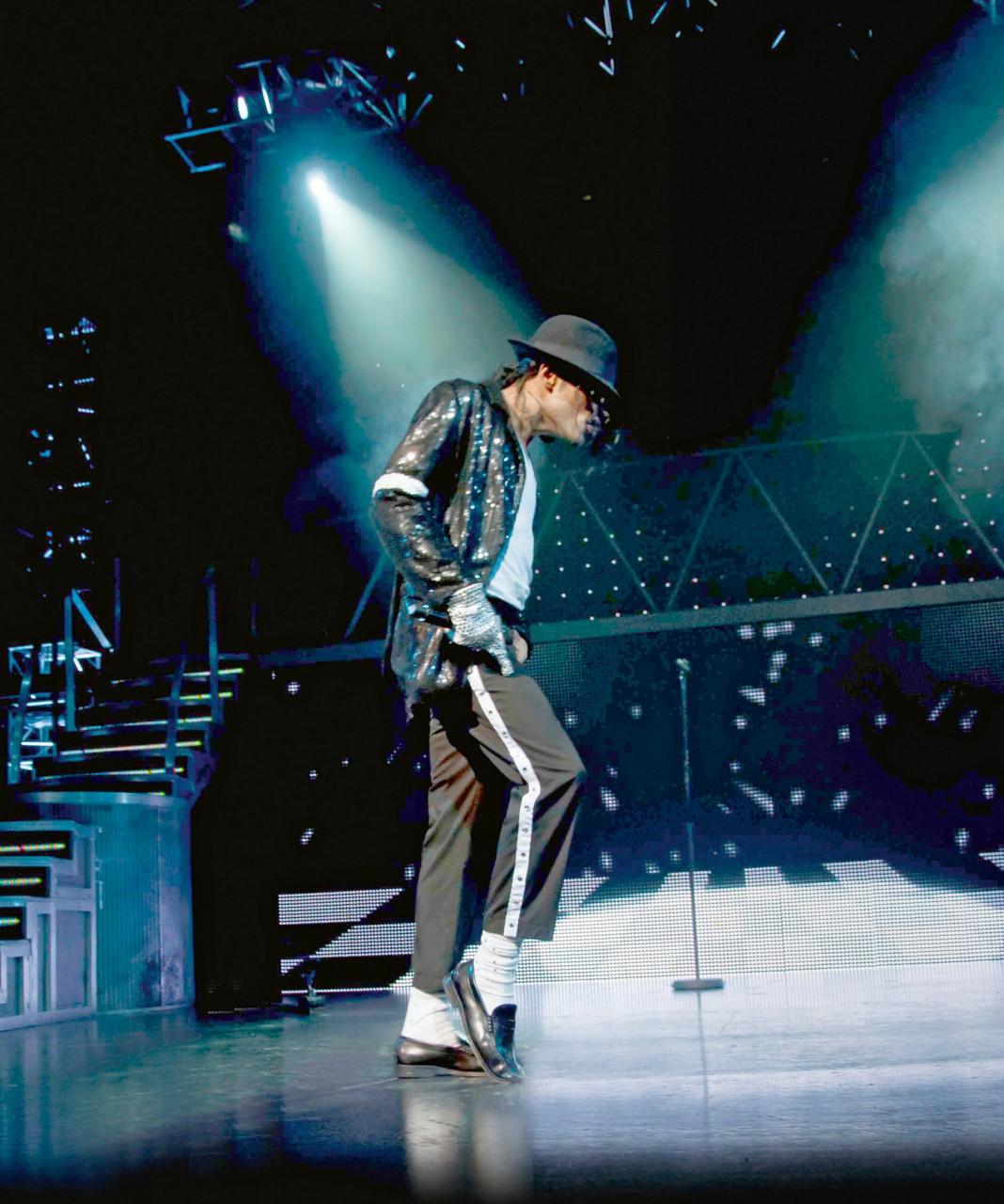 Die Show über Michael Jackson kehrt am 23. Januar 2018 nach Deutschland  zurück.