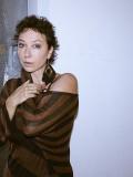 Schauspielerin Ursula Strauss.