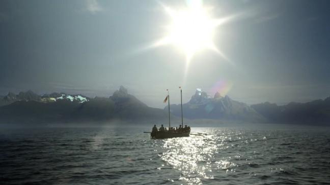 Der Diebstahl des Vermessungsboots, der HMS Beagle, wird zum Auslöser eines Dramas.