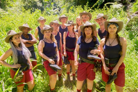 Jungle Camp 2021 Teilnehmer