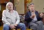 Slim Pezin und Marc Chantereau von der französischen Band Voyage