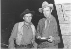 Emerson Cole (Arthur Kennedy) und Glyn Mc Lyntock (James Stewart).