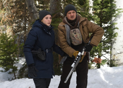 "Motiv aus ""Wind River"""