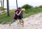 Lena (Ursina Lardi) und Martin (Ronald Zehrfeld) haben sich für einen gemeinsamen Kurzurlaub von daheim fortgestohlen.
