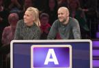 Heute im Rateteam: Andrea Kiewel und Jürgen Vogel