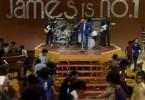 """Die erste Folge von """"Palace of Groove - Die Soultrain-Archive"""" blickt auf James Browns Auftritte in """"Soul Train"""" zurück."""