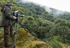 Für Axel Gebauer waren die Dreharbeiten im Himalaya für den Roten-Panda-Film ein langgehegter Wunsch
