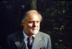 Josef Bierbichler, einer der renommiertesten Theater- und Filmschauspieler Deutschlands.