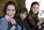 Emily Blunt, Jason Spevack und Amy Adams