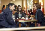 Hannah (Vivien Sczesny) hat nicht die Absicht, sich von ihren, noch dazu geschiedenen, Eltern Gunnar (Gregor Bloeb) und Billy (Aglaia Szyszkowitz) in ihr Liebesleben hineinreden zu lassen.