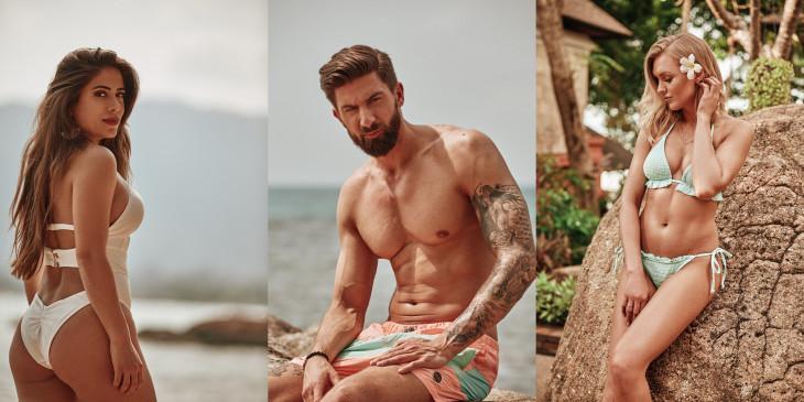 Bachelor In Paradise 2018 Liebe Luft Alkohol Und Streit Um Carina