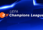 "Logo: ""UEFA Champions League""."