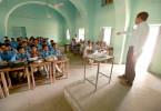 Das dramatische Ungleichgewicht der Geschlechter in der indischen Gesellschaft ist deutlich sichtbar in den Schulklassen.
